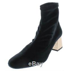 ASKA Womens Gia Velvet Stretch Occasion Ankle Boots Shoes BHFO 2268