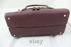 AUTH Kate Spade Toujours Medium Satchel Bag in Cherry Wood NWT