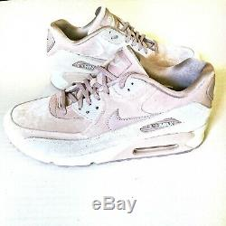 Nike Womens Air Max 90 LX Shoes 898512 600 Particle Rose Gold NEW Velvet Pink 10